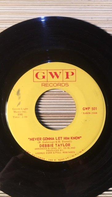 Debbie Taylor - Never.jpg