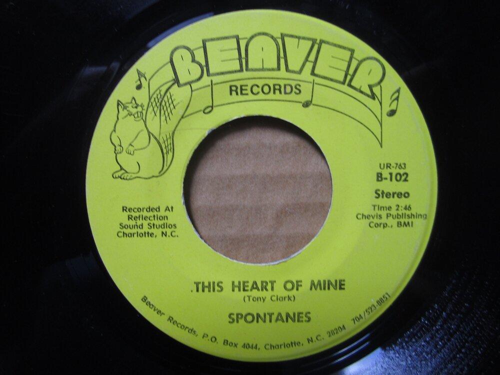 Spontanes - this heart of mine BEAVER.JPG