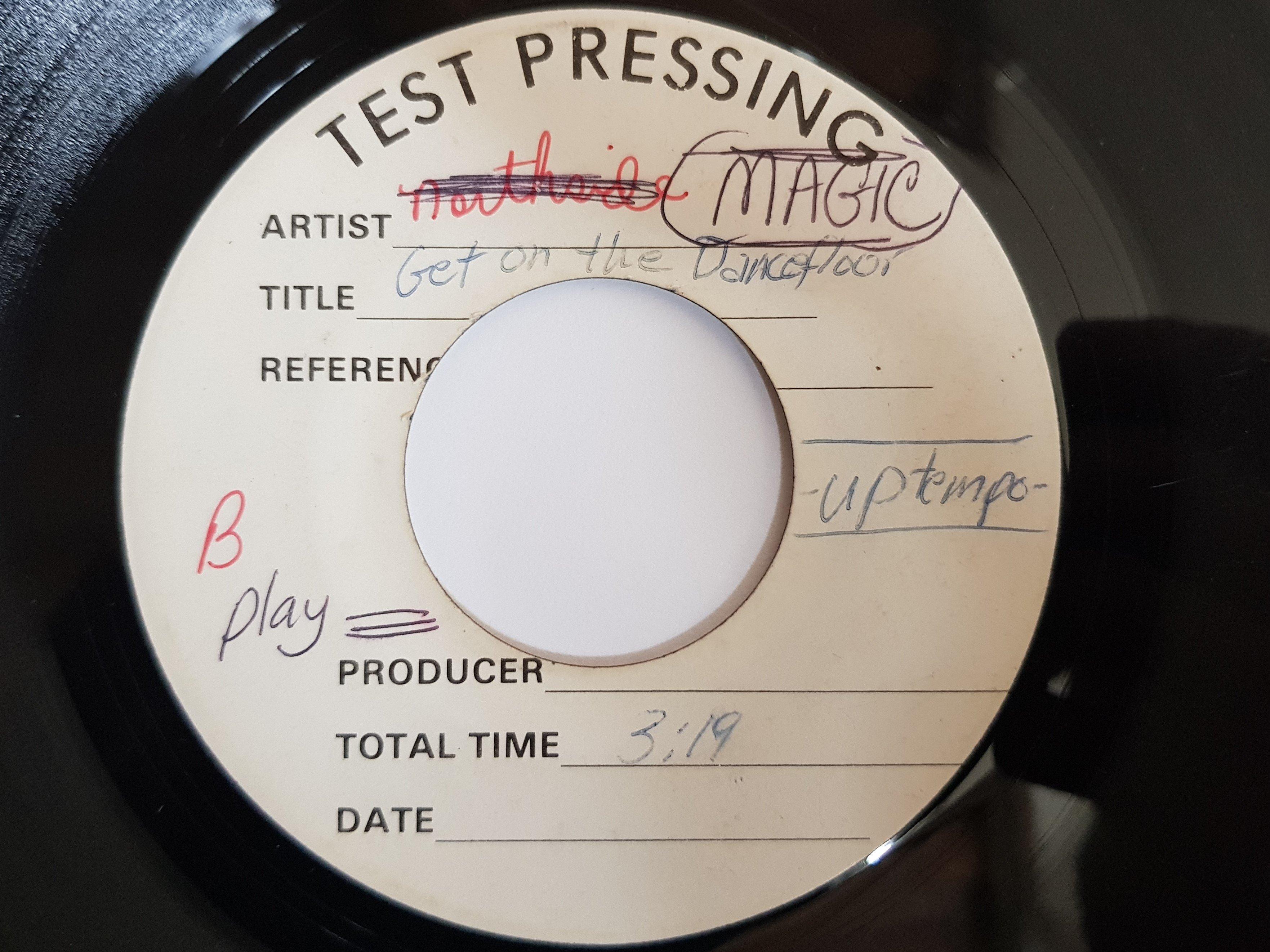 Sugar Bear Magic Larry Craig Topaz Rare Soul 45 S Record