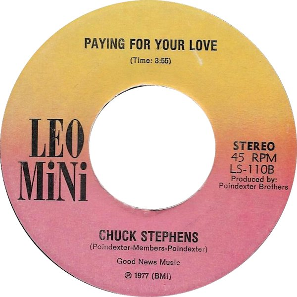 Chuck Stephens - Paying For Your Love - Leo Mini copy.jpeg