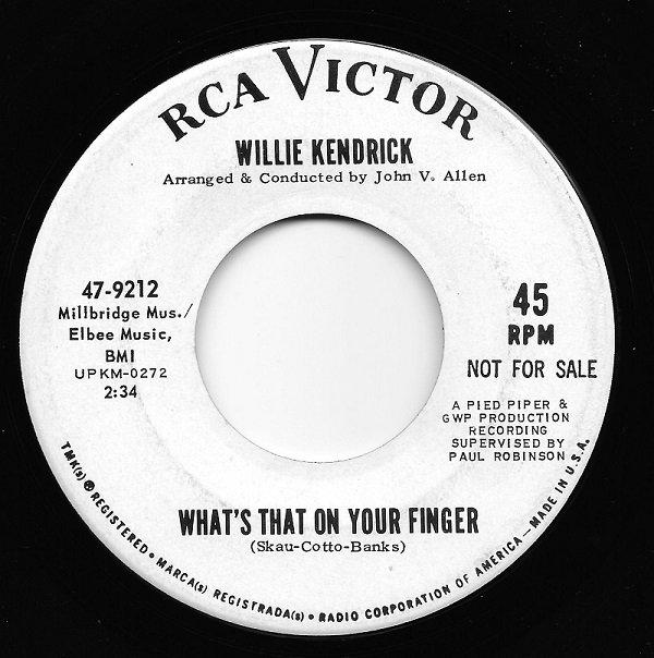 Willie Kendrick (RCA) DEMO B.jpg