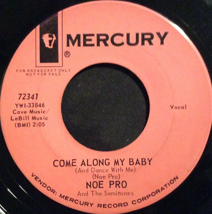 Come Along My Baby NP.jpg