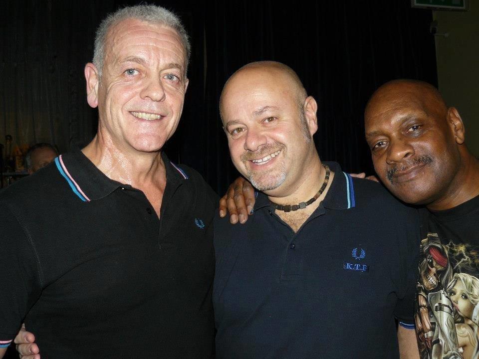 with Don & Fraz Davy's 2014.jpg