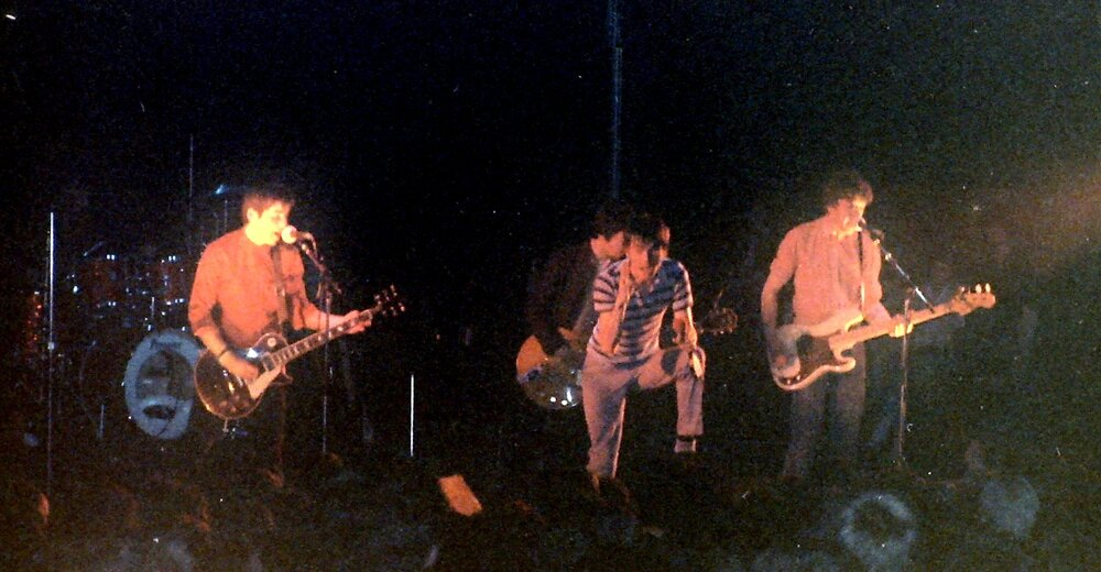 Undertones , Ipswich Gaumont 26-5-81 047.JPG
