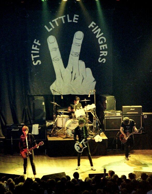Stiff Little Fingers, Ipswich Gaumont 019.JPG
