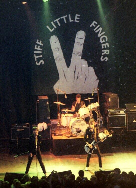 Stiff Little Fingers, Ipswich Gaumont 025.JPG