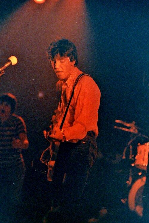 Undertones , Ipswich Gaumont 26-5-81 011.JPG