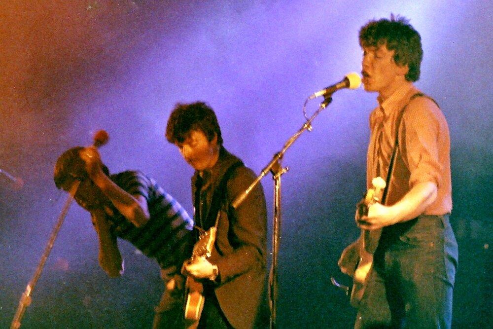 Undertones , Ipswich Gaumont 26-5-81 035.JPG