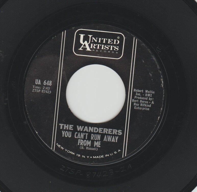 Wanderers - You Can't Run 001.jpg