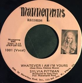 Whatever I Am Im Yours SP.jpg