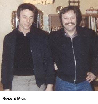 randy & mick