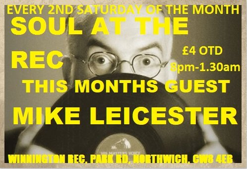soul Mike Leicester October 2019