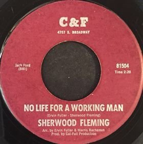 soul No Life For A Working Man SF