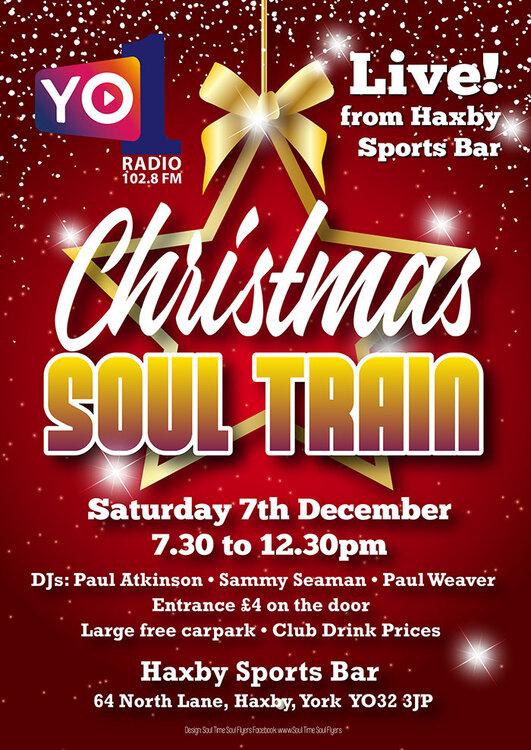 soul YO1 Radio Soul Train Christmas 2019  A5