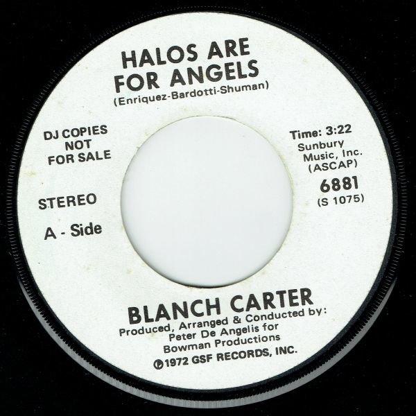 soul Blanch Carter