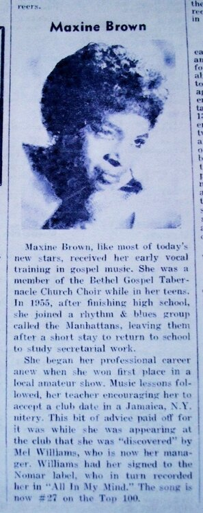 soul Maxine