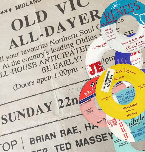 soul OldVicAlldayer 1987