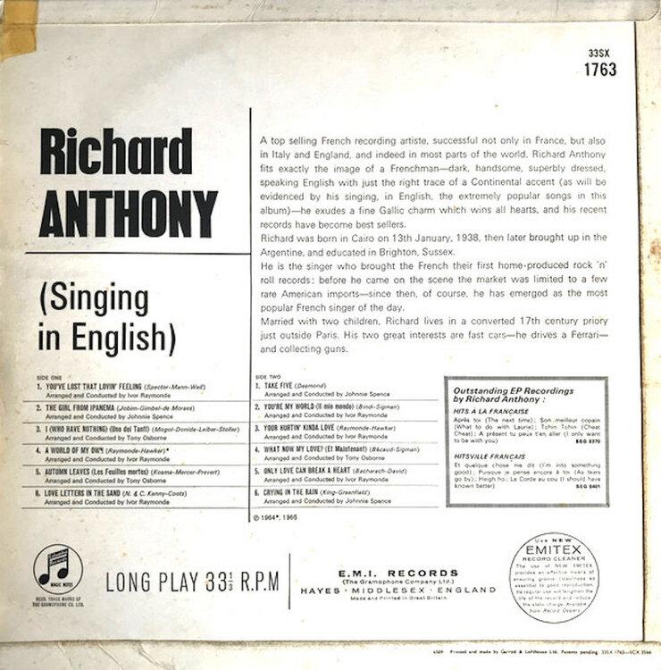 soul Richard