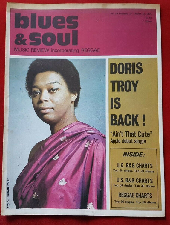 soul blues and soul 28 cover