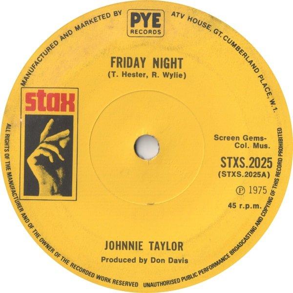 soul johnnie taylor friday night 1975 3