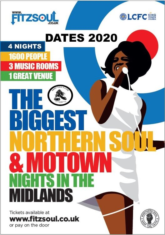soul LEICESTER 2020 NEW FLYER FRONT