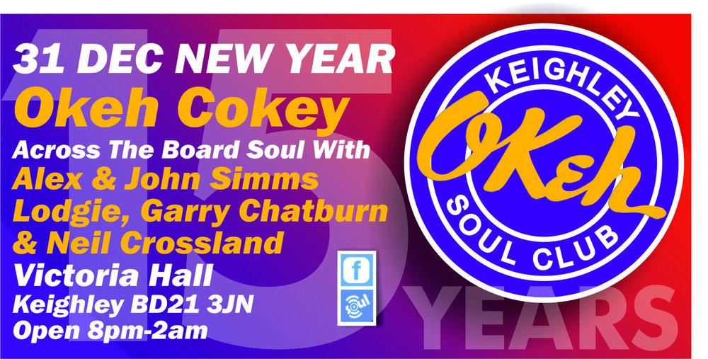 soul 2019 31 Dec Flyer