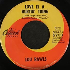 soul Love Is A Hurtin Thing LR