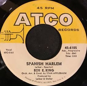 soul Spanish Harlem BEK