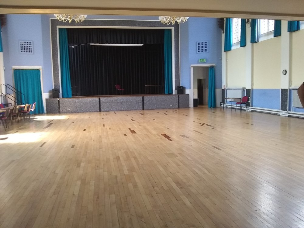 soul DarloTownHall StageView