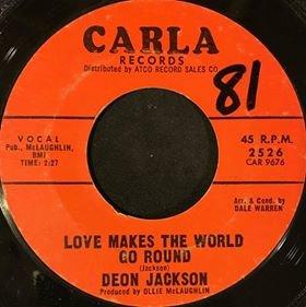 soul Love MAkes The World Go Round DJ