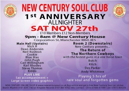 soul 1st Anniversary