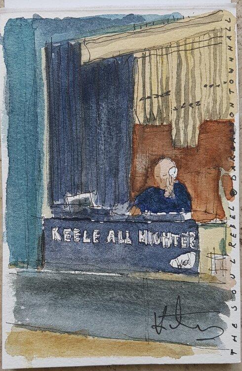 soul The Soul Rebel @ Darlaston Town Hall 2 11 19