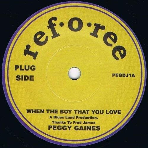 soul Peggy