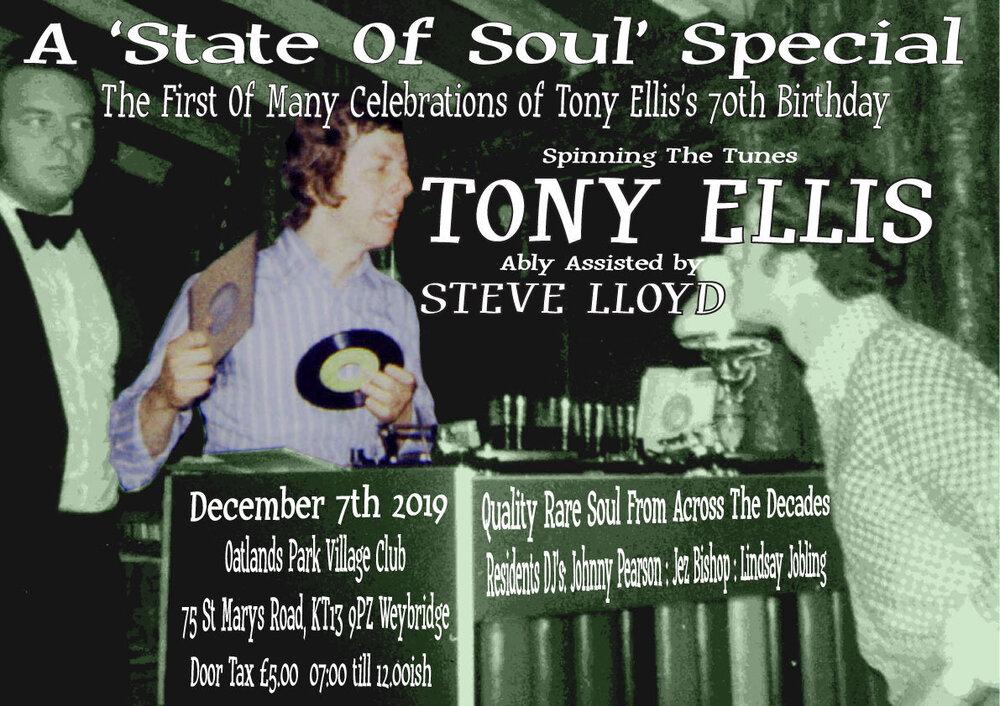 soul StateofSoul Dec2019