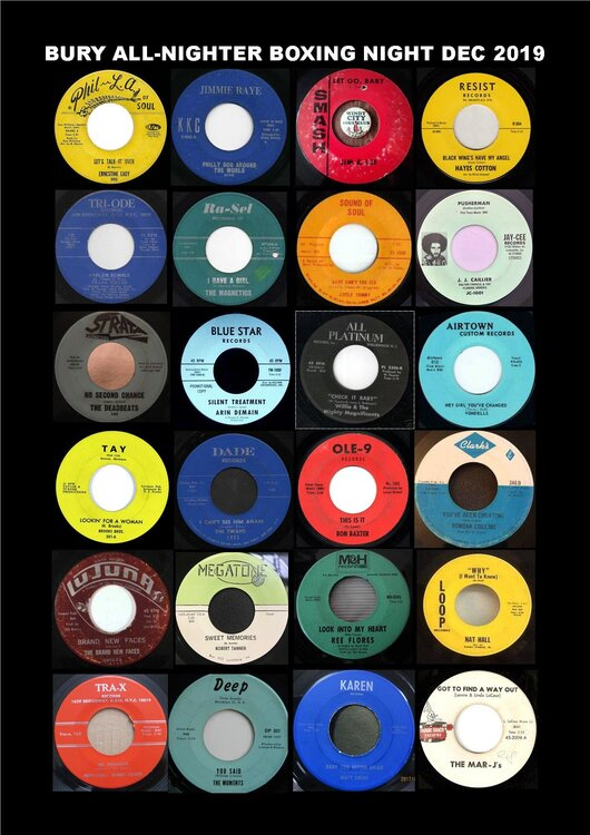 soul Record Selections