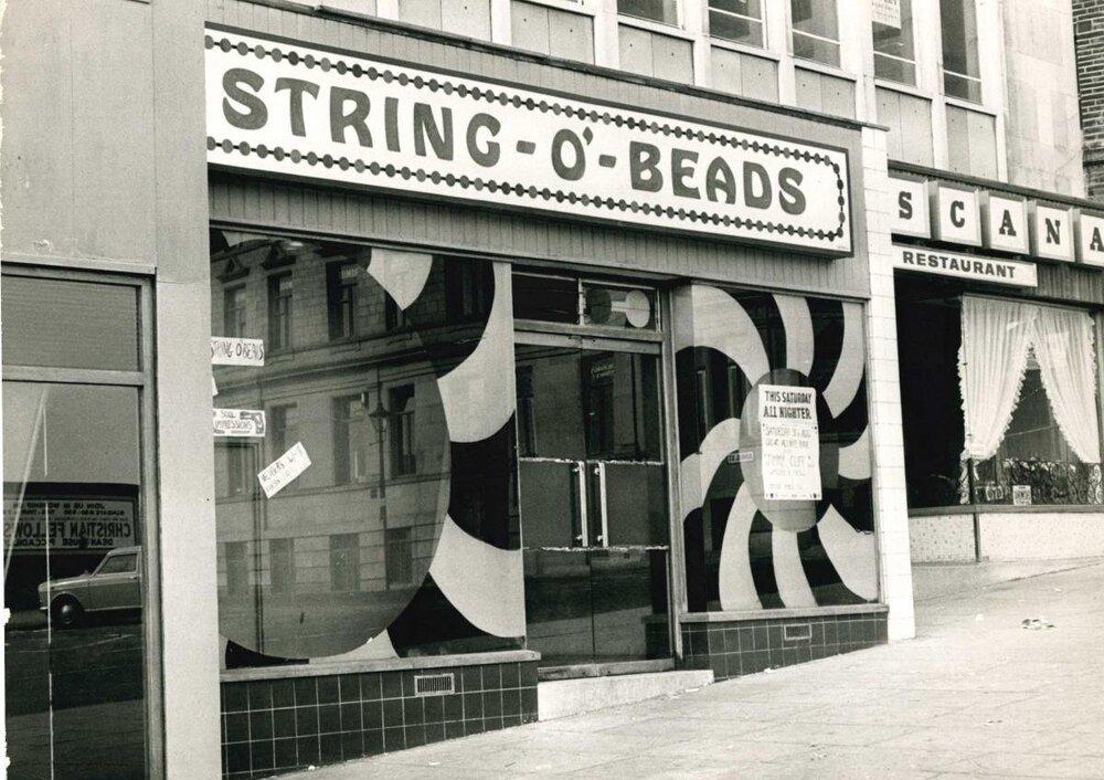 soul String O Beads 1968