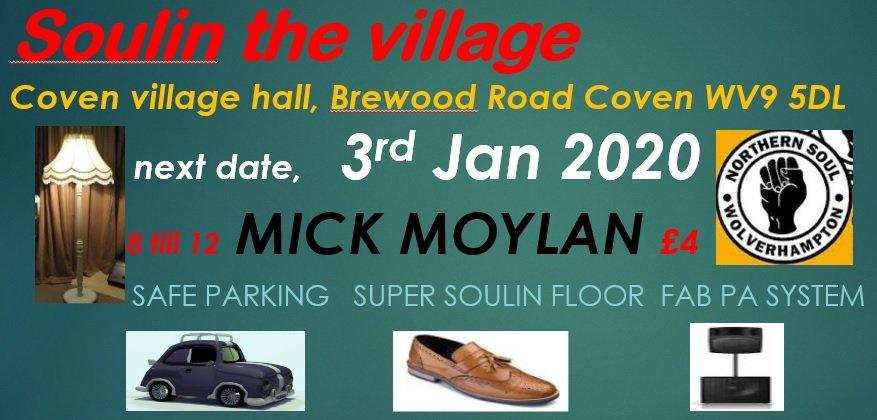 soul coven 2020 mick moylan