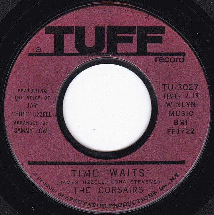 soul The Corsairs   Time Waits