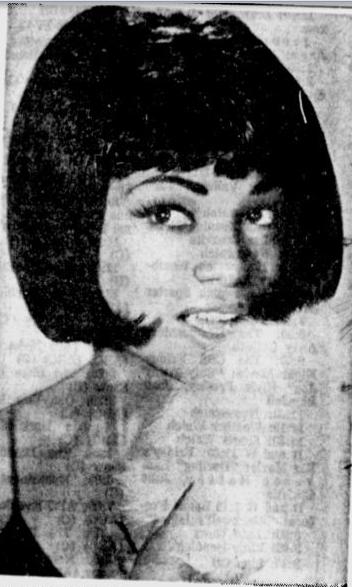 soul Lyn Roman Griner  Baltimore Afro American   Oct 13, 1970