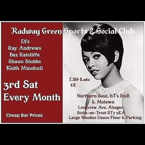 soul Radders Radway