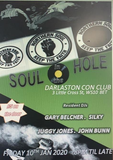 soul SITH Flyer Jan '20