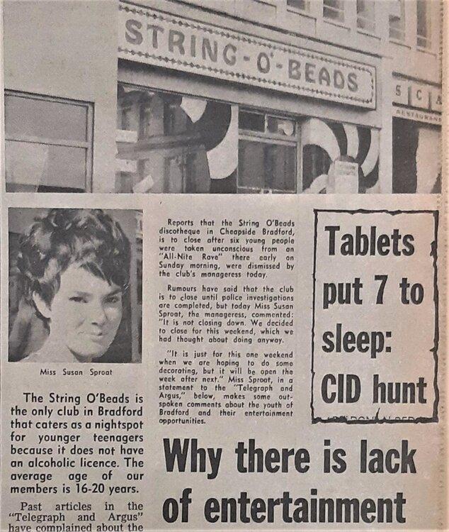 soul T&A 5th Sept 1968