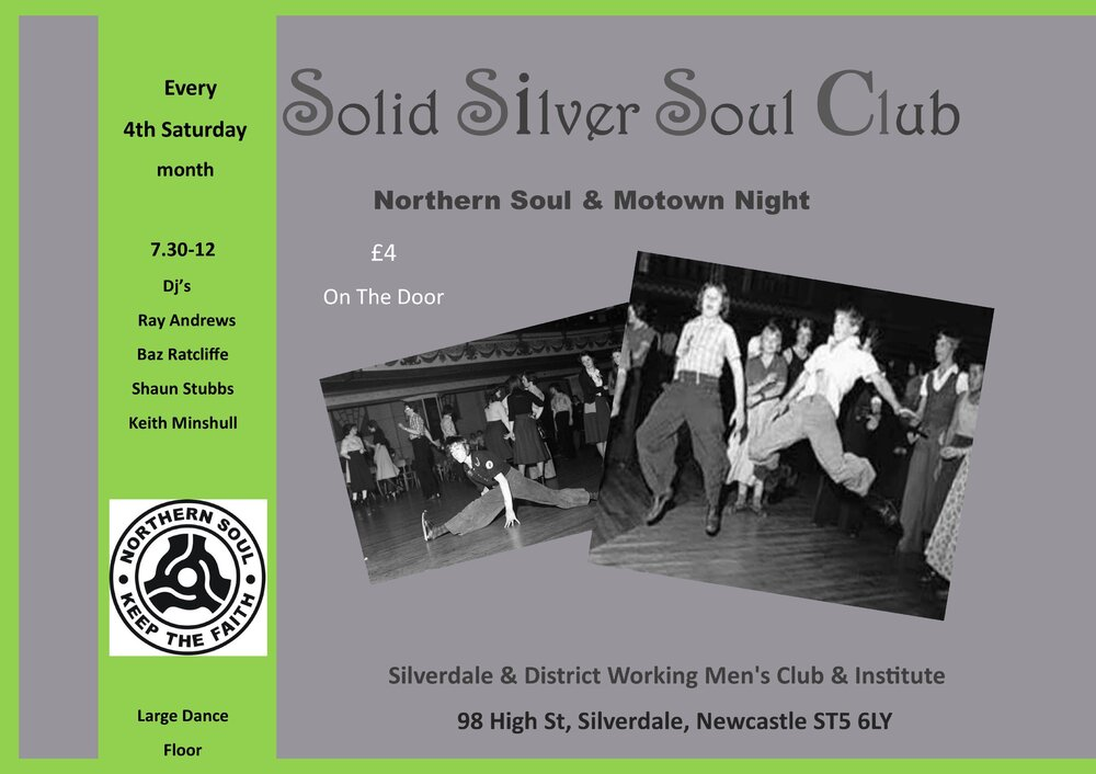 soul silverdale new flyer ammended