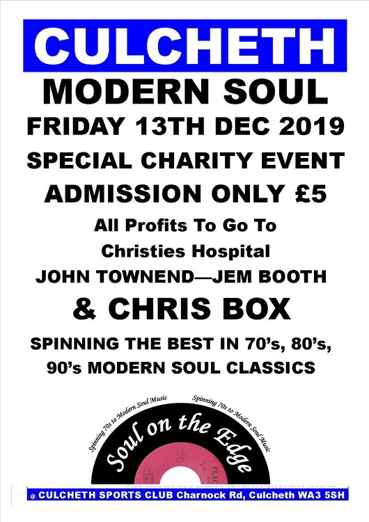 soul Culcheth Dec 2019 BACK