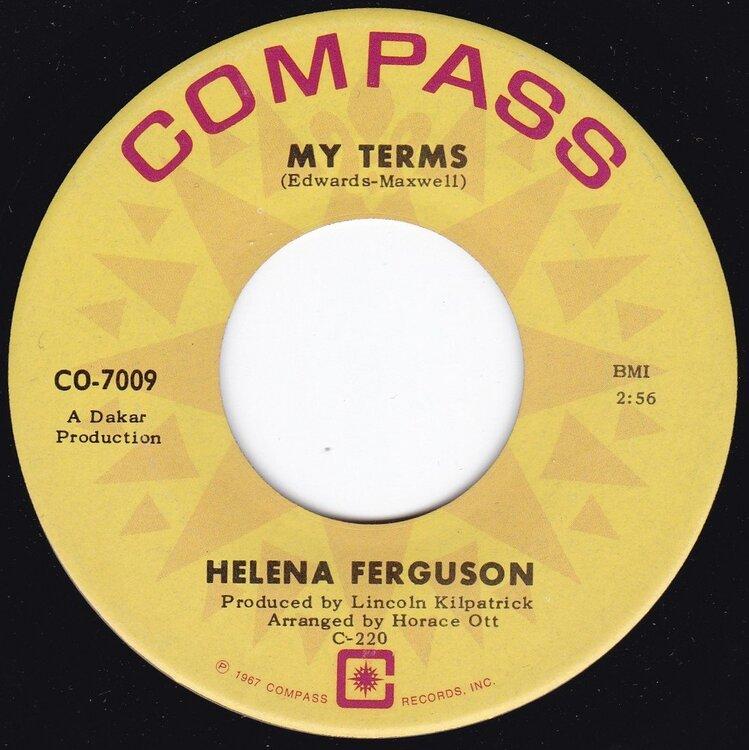 soul Helena Ferguson   My Terms