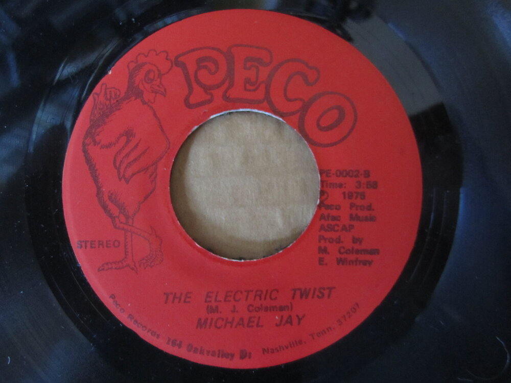 soul Michael Jay   the electric twist PECO