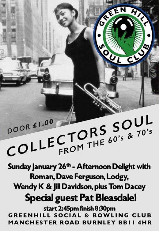 soul Soul Poster January (B) 20