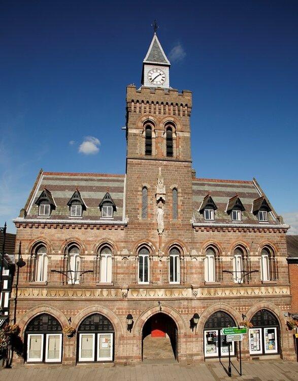 soul Congleton town hall