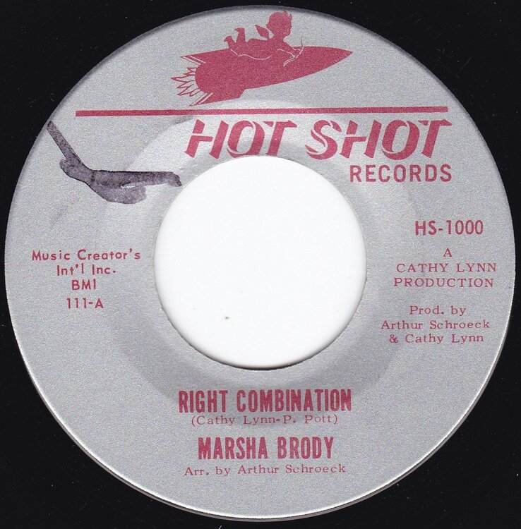 soul Marsha Brody   Right Combination