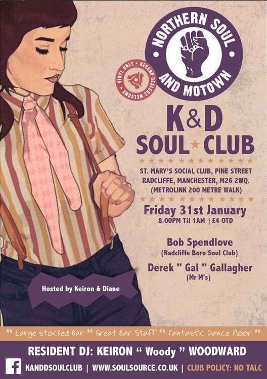 soul K&D's.January20